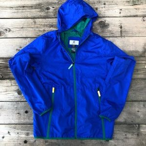 Champion blue and green Jacket size XL